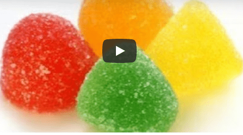 Jelly sweets செய்வது