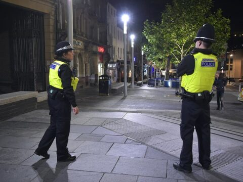 Britain faces on-off lockdowns