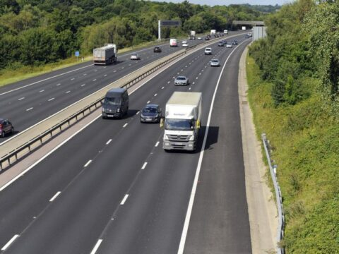 Teenager found with serious injuries on M27