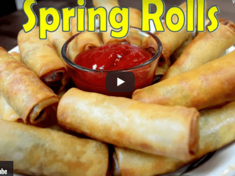 How to cook Spring Rolls
